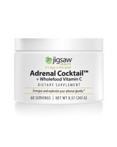 Jigsaw Adrenal Cocktail + Wholefood Vitamin C