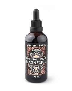 Ancient Lakes Natural Liquid Magnesium 95ml