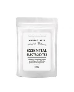 Mineral Balance Essential Electrolytes 425g