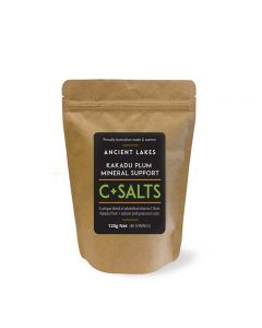 Ancient Lakes C+Salts Kakadu Plum Mineral Support Powder 120g